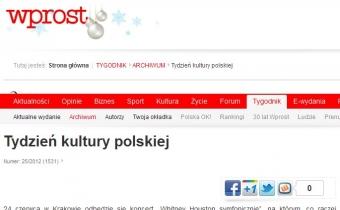Tydzień Kultury Polskiej